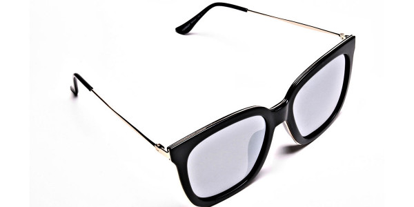 Black & Gold Trophy Sunglasses -1