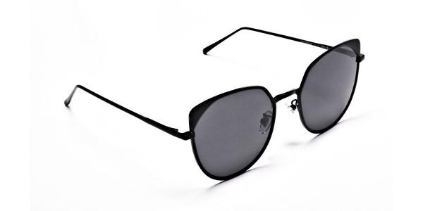 Dark Black Sunglasses -1