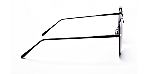 Dark Black Sunglasses -3
