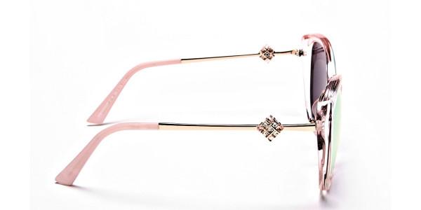 Pink Sunglasses -3