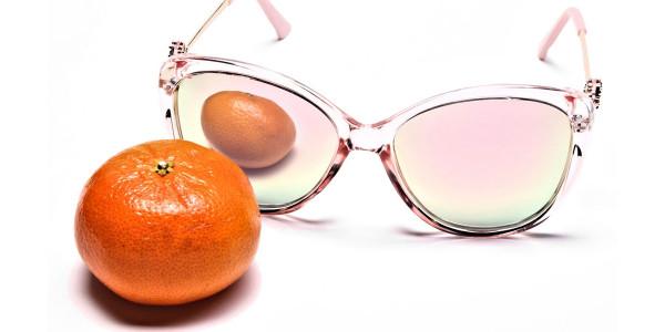 Pink Sunglasses -5