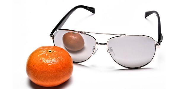 Bold & Beautiful Aviator Sunglasses -5