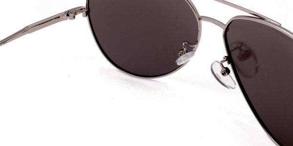 Elegant Silver & Grey  -4