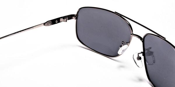 Black & Silver Sunny's -3