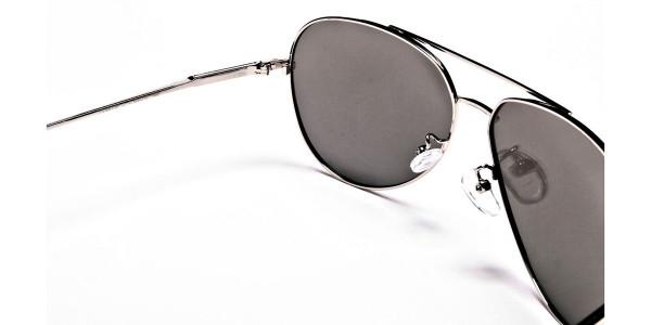 Silver Sunglasses -4