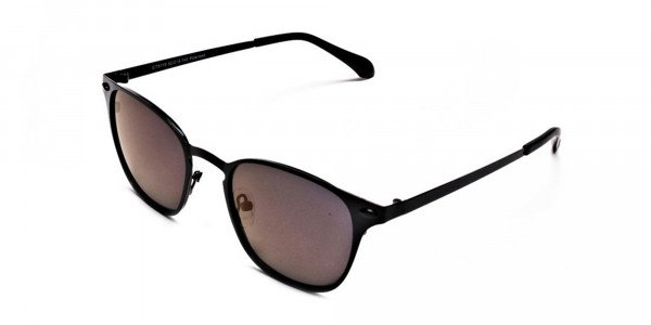 Pizzazz Purple Sunglasses -2