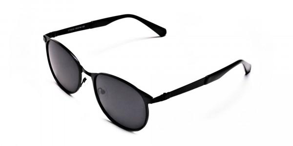 Grey Tinted Sunglasses -2