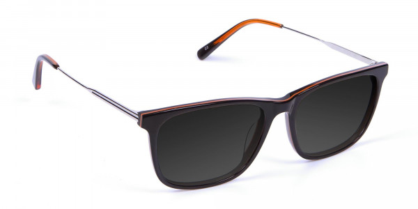Multicolor Frame Sunglasses - 2