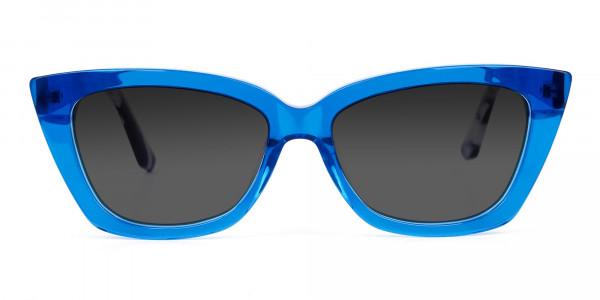 Blue-Cat-Eye-Sunglasses-with-Grey-Tint-1