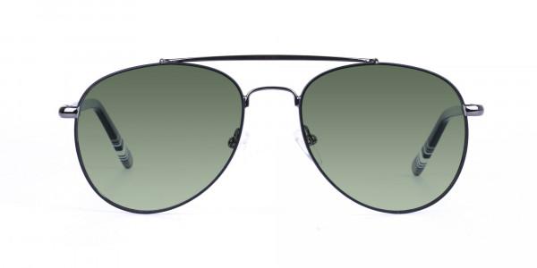 gunmetal-black-and-green-tinted-full-rim-aviator-sunglasses-frames-1
