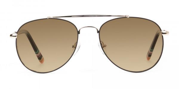 dark-brown-tinted-gold-fine-metal-aviator-sunglasses-1