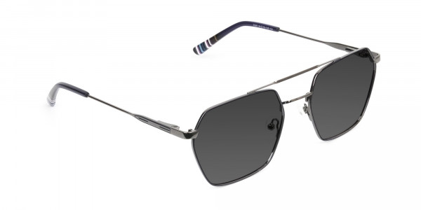 dark-navy-gunmetal-grey tinted-thin-frame-sunglasses-2