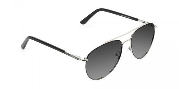 ultralight-black-silver-aviator-grey-tinted-sunglasses-frames-2