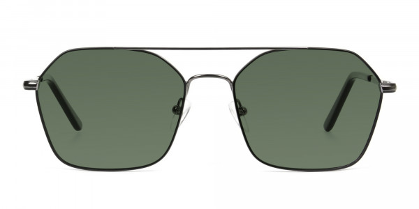 black-geometric-aviator-green-tinted-sunglasses-frames-1