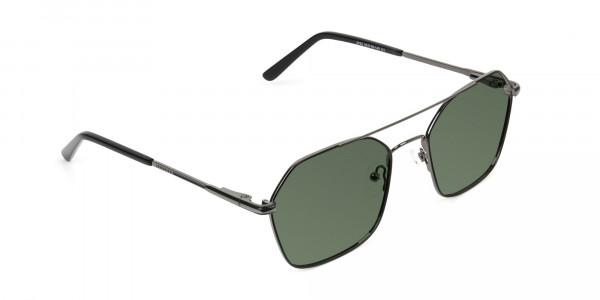 black-geometric-aviator-green-tinted-sunglasses-frames-2