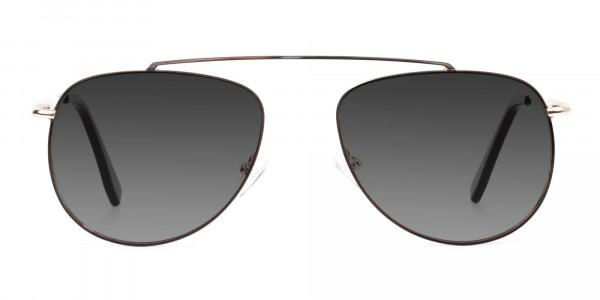 gold-brown-thin-metal-grey-tinted-aviator-sunglasses-1