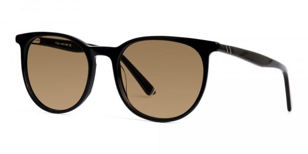 shiny-black-full-rim-round-designer-brown-tinted-sunglasses-frames-3