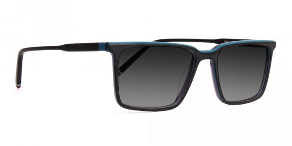 black-and-teal-rectangular-full-rim-grey-tinted-sunglasses-frames-2
