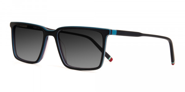 black-and-teal-rectangular-full-rim-grey-tinted-sunglasses-frames-3