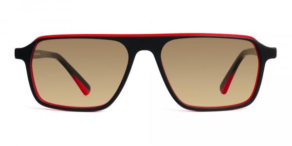 black-and-red-rectangular-full-rim-brown-tinted-sunglasses-frames-1