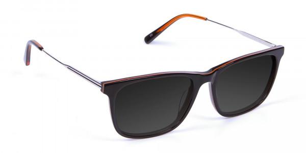 Multicolor Frame Sunglasses - 2