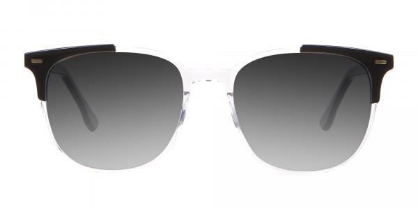 Crystal Retro Wayfarer Sunglasses Online UK-1