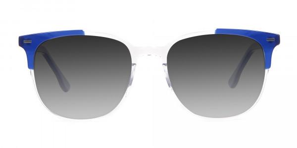 Wayfarer Grey Tint Sunglasses Online-1