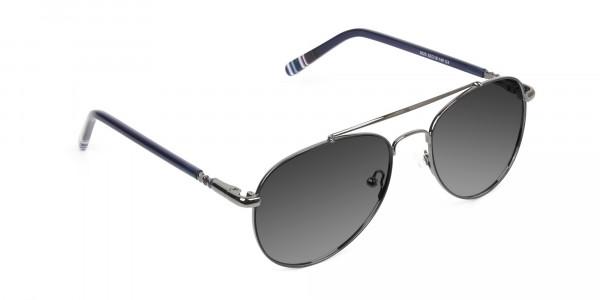 gunmetal-blue-fine-metal-grey-tinted-aviator-sunglasses-frames-2