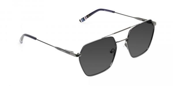 dark-navy-gunmetal-grey tinted-thin-frame-sunglasses-2