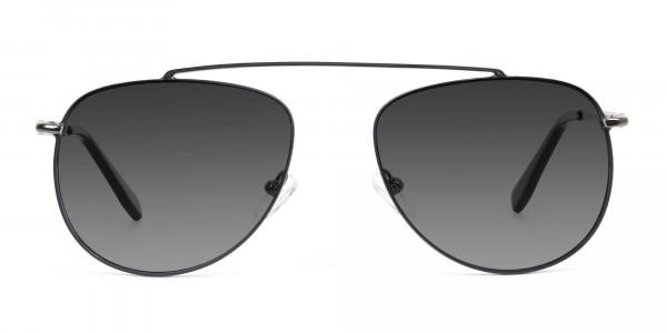 dark-navy-thin-gunmetal-aviator-grey-tinted-sunglasses-frames-1