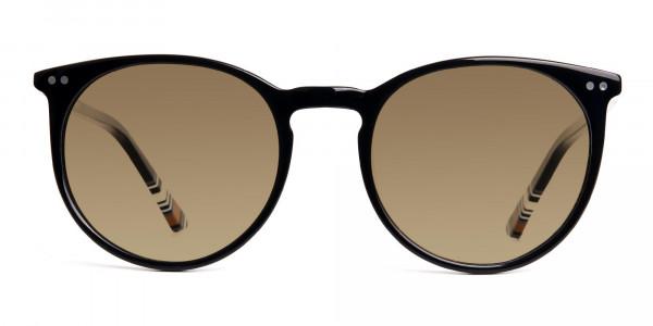 black-round-designer-brown-tinted-sunglasses-frames-1