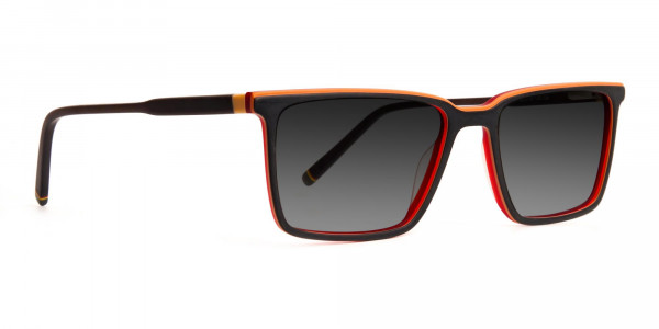 black-and-orange-rectangular-full-rim-grey-tinted-sunglasses-frames-2