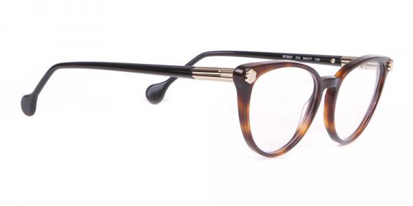 Salvatore Ferragamo SF2837 Women's Cateye Glasses Tortoise-2