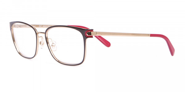 Salvatore Ferragamo SF2159 Women's Rectangular Frame Brown-3