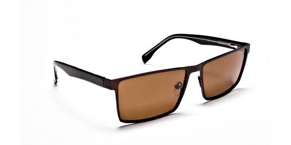 Classic Sunglasses in Wayfarer - 1