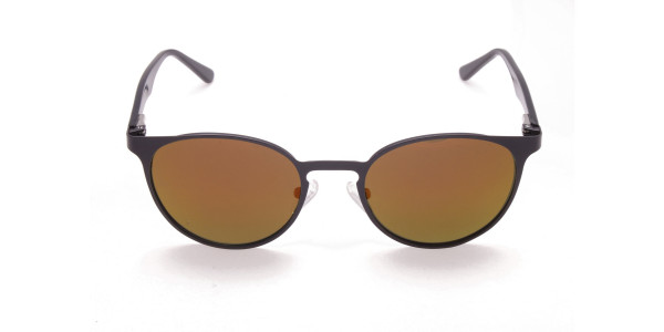 Brown & Green Lens Sunglasses
