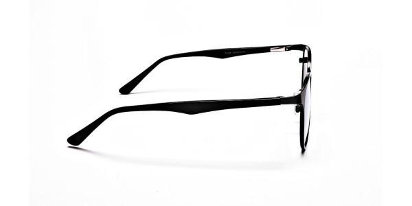 Brown & Green Lens Sunglasses - 3