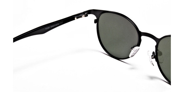 Brown & Green Lens Sunglasses - 4