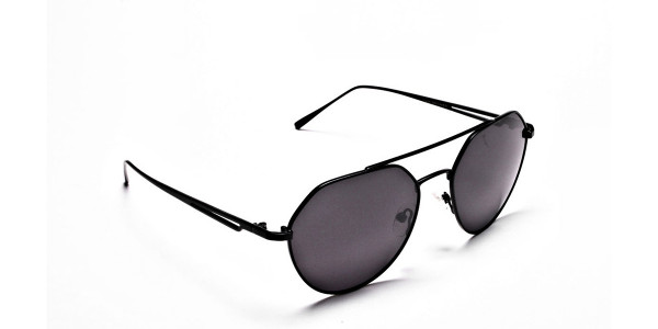 Cool Pair of Black Shades -1