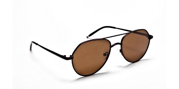 Brown Tinted Avatar Sunglasses -1