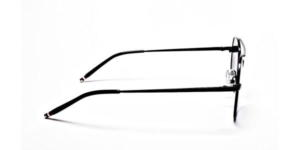 Blue & Black Sunglasses -3