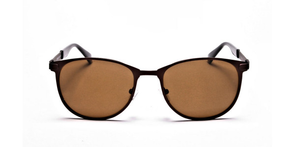 Brown Shady Sunglasses