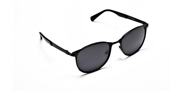 Grey Tinted Sunglasses -1