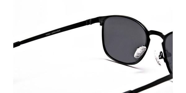 Round & Wayfarer Designer Sunglasses - 4