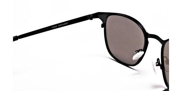 Blue Tinted Sunglasses -4