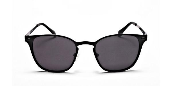 Black Round Sunglasses Online