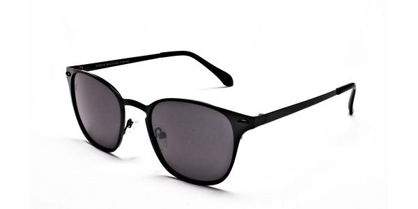 Black Round Sunglasses Online - 2