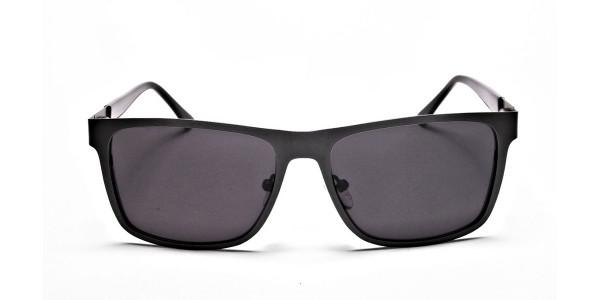 Dark Metal Sunglasses
