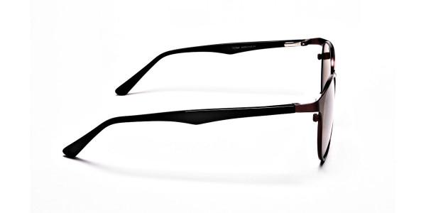 Dainty brown sunglasses -3