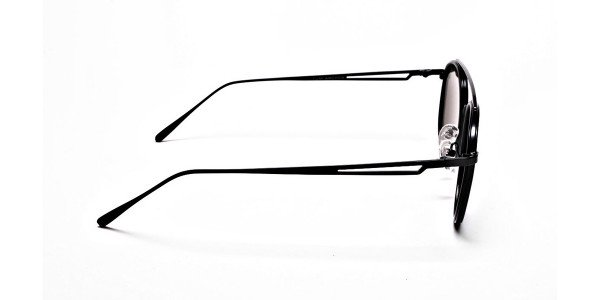 Classic Double-Bridged Sunglasses - 3